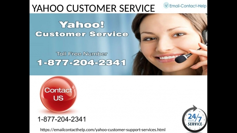 Use Yahoo Customer Service 1-877-204-2341 to Manage Your Incoming Mails