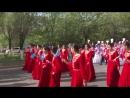 01.06.2018 Парад Балаларды коргау куни