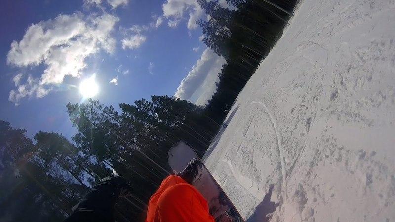 Snowboard Ski [ГЛК Волчиха2018]