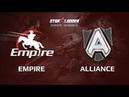 Empire -vs- Alliance, SLTV Lan Finals Day 2 Game 1