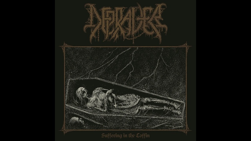 Depraver - Suffering In The Coffin (Ep: 2018)
