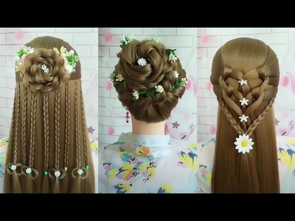 26 Braided Back To School HEATLESS Hairstyles! 🌺 Best Hairstyles for Girls | Part 16