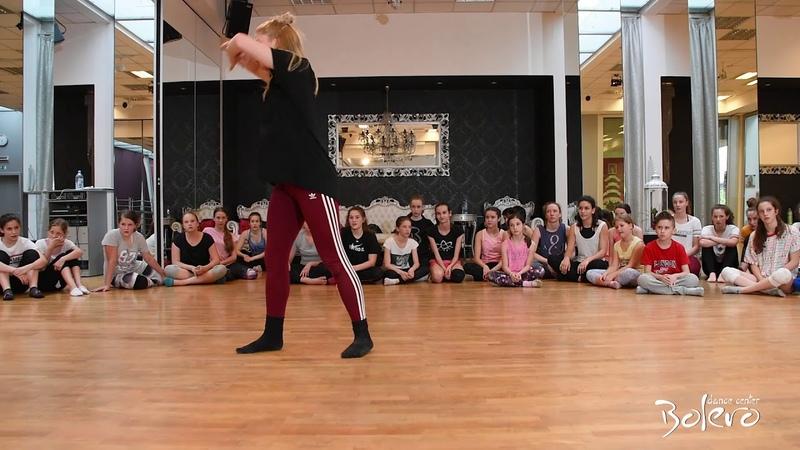 Billie Eilish Khalid - Lovely | Choreography by Petra Ravbar