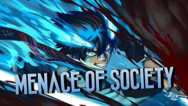 「AMV」Anime Mix Menace Of Society