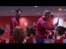 Взгляд изнутри победы Барсы в Кубке Испании