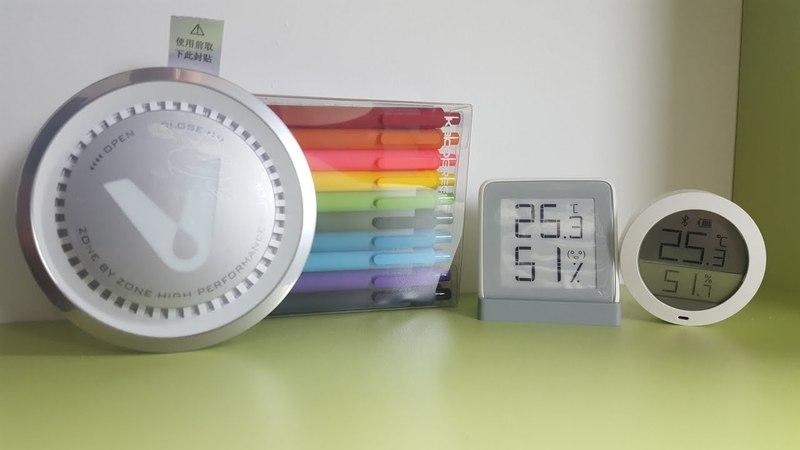 НОВИНКИ XiaoMi! KACO, Mijia, MiaoMiaoCe, VIOMI ► ручки Сяоми, метеостанции, фильтр для холодильника