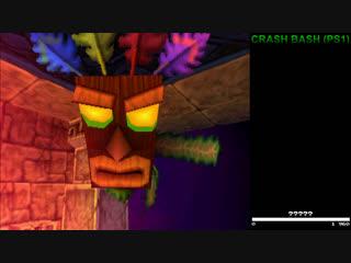 Crash Bash (Co-op прохождение от Dimension'а и Looper'а)