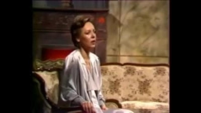 Таисия Калинченко Любовь и разлука. Из телевизионной передачи У камина. 1989 г. У рояля - композитор Исаак Шварц. Музыка - И.