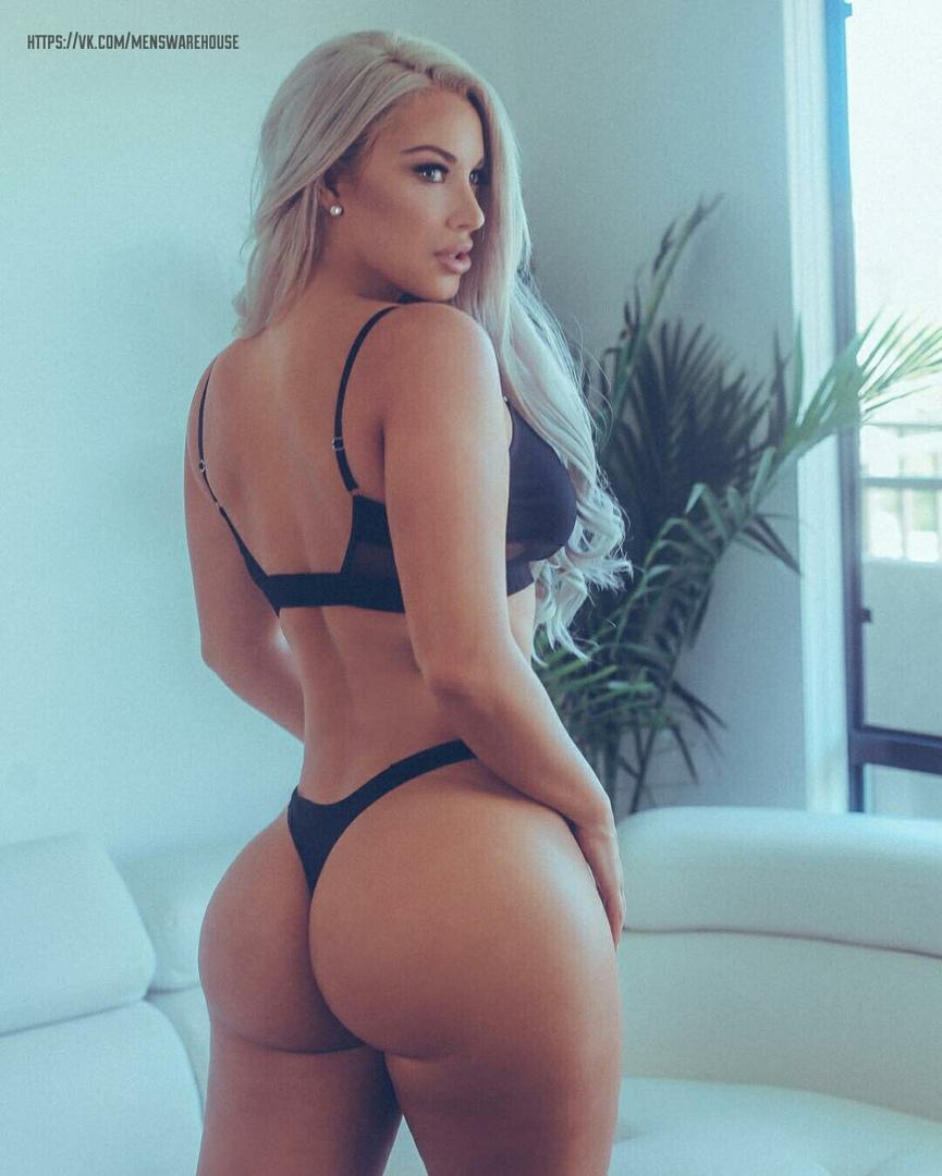 Exotic lingerie porn star