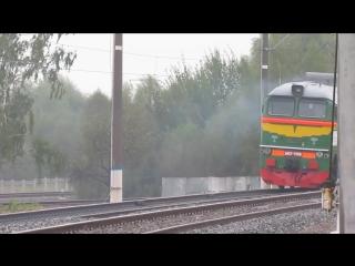 Парад локомотивов ЭКСПО 1520 Щербинка 14.09.2013.mp4