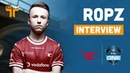 Ropz on Snax 'Playing with STYKO was good but we like Snax a bit more because he takes initiative'