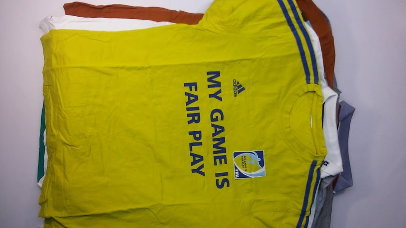 0886 T - Shirts Mens Extra (10 kg) 3пак - мужские футболки экстра Англия