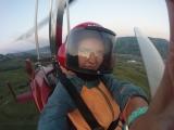 Полет с Кисловодска до Юцы и обратно