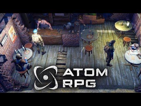 ПРОХОЖДЕНИЕ ATOM RPG - БУНКЕР. ВЫЖИВАНИЕ В ПУСТОШАХ (стрим) 2