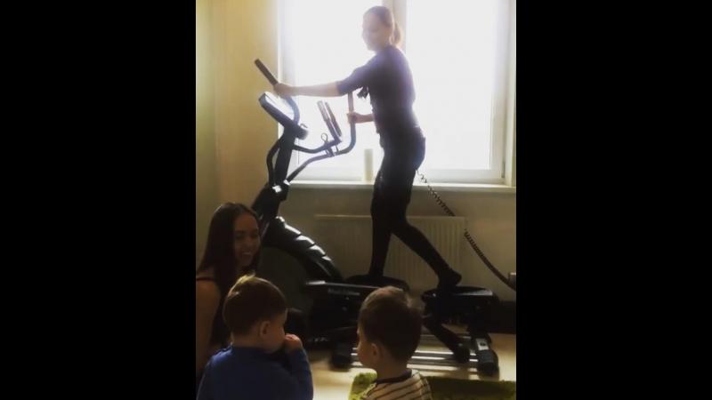 Тренировки для мамочек с Fit n Go Люберцы