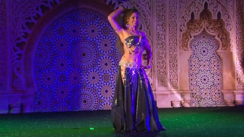 Sadie Marquardt Drum Solo Belly Dance танцует танец живота