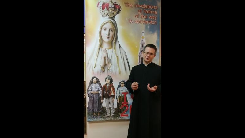 Марыя моліцца разам з намі і за нас