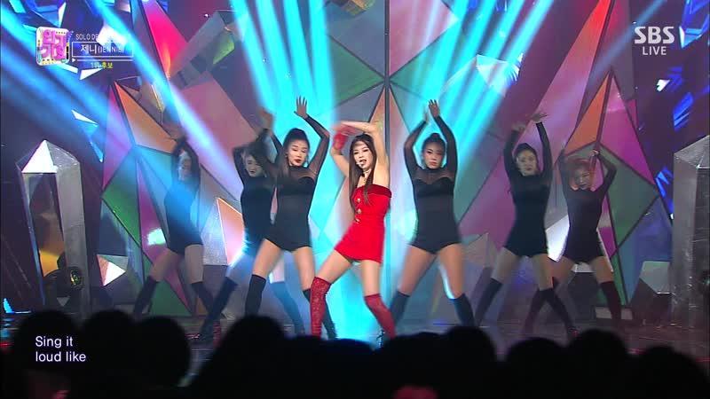 [Solo Debut Stage] 181125 Jennie (제니) - SOLO (솔로)