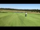 Onewheel на гольф поле