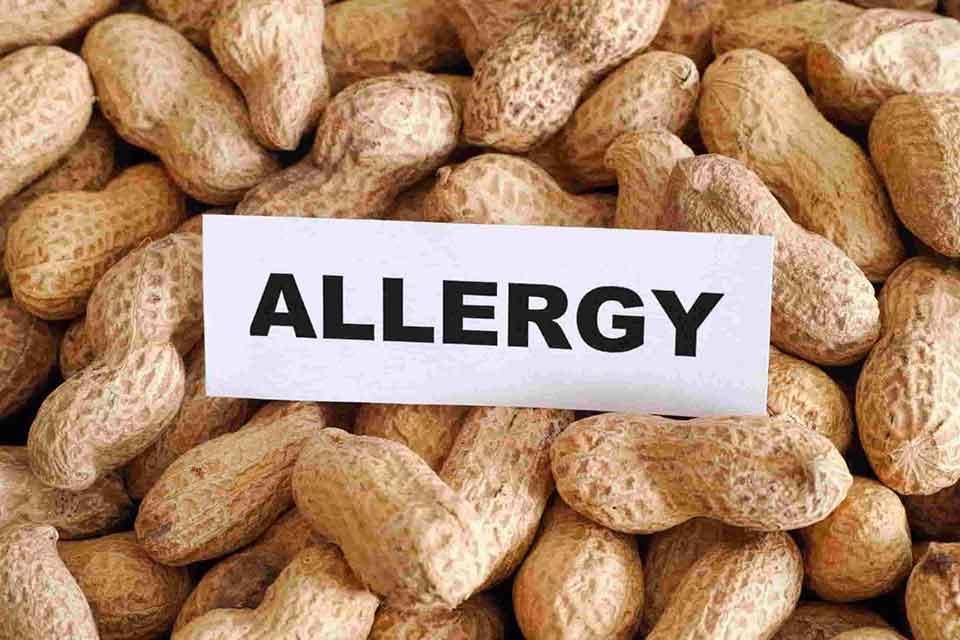 Читать Аллергия на арахис у ребенка