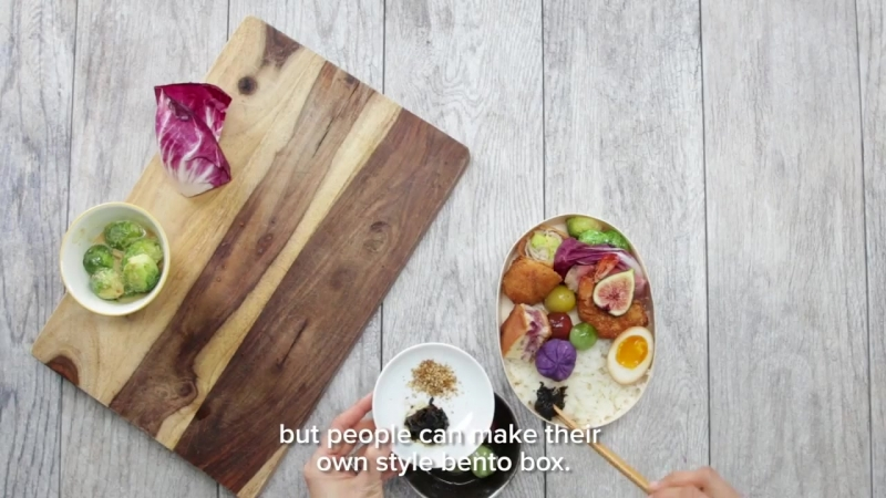 Бенто-бокс - вкусная еда в коробочке (и красивая)