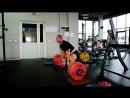 Александр Климович. Тяга 275 кг.
