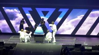 [4K] 180819 MOVIE STAR 팬이벤트 위너 리액션 이승훈 위주 직캠 (자막)