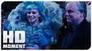Знакомство с Плутархом Хевенсби - Голодные игры И вспыхнет пламя 2013 - Момент из фильма