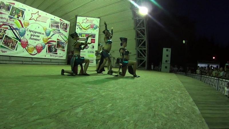 Фараоник. Танцуют Венеды