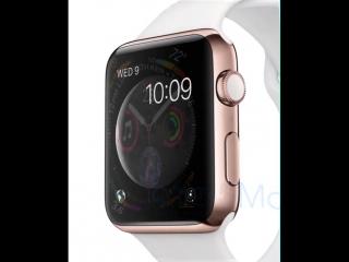 Apple Watch Series 4 vs 3