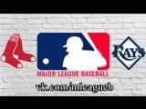 Boston Red Sox vs Tampa Bay Rays 25.08.2018 AL MLB 2018 (23)