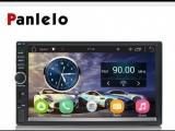 Panlelo S1 Plus 2 Din Android 6.0 2G RAM 32G ROM 7-дюймовый 1080P GPS Радио Android Мультимедиа Для Lada Веста Chevrolet Cruze
