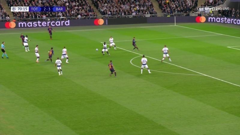 UEFA Champions League 03 10 2018 Tottenham Hotspur Vs Barcelona 1080p HDTV DD 5 0 H264 JustHD 002