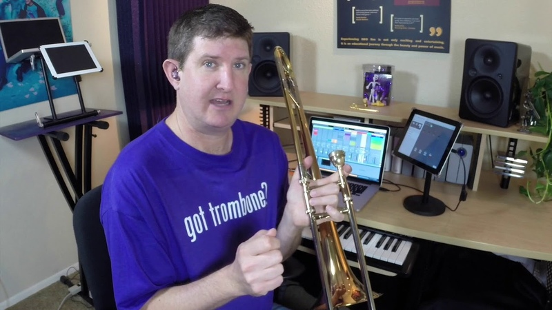 4 Secrets of Jazz/Funk/Latin Trombone 4 Doodle Tonguing