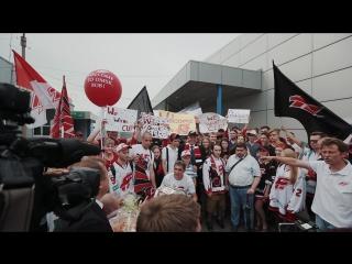 #ХартлиВОмске: как встретили нового главного тренера