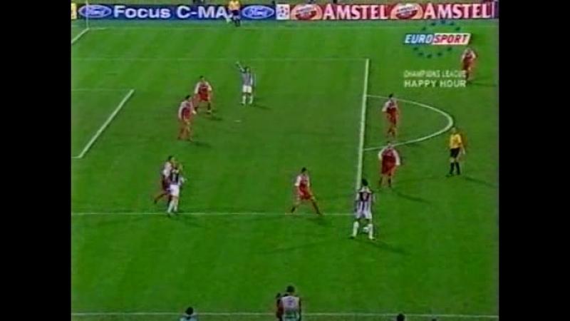 110 CL 2004 2005 Bayern München Juventus 0 1 03 11 2004 HL