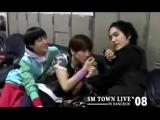 a 2008 chokyu with shinee