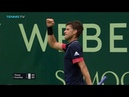Hot Shot: Thiem Tags Backhand Pass In Halle 2018