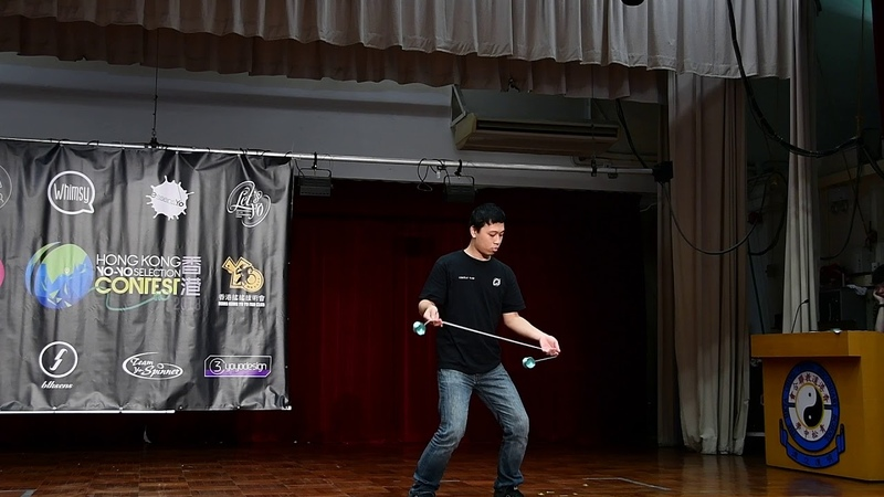 2018HKYSC 3A Final 1st Ng Wang Kit 吳宏傑