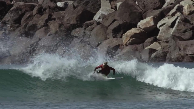Champions crowned at the 2016 Occy Grom Comp