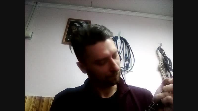 ВИА ЯРЬ (неполный состав) - Песня мушкетёров (репетиция)
