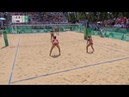 Russia Win Gold in Women's Beach Volleyball Sweden Win Men's Beach Volleyball at YOG