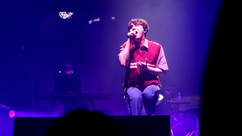 190126 이홍기 - 중독된 사랑 LEE HONG GI SOLO CONCERT 'I AM' IN SEOUL 연세대학교 백주년기념관 콘서트홀