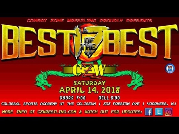 CZW Best of the Best 17 (2018) Highlights