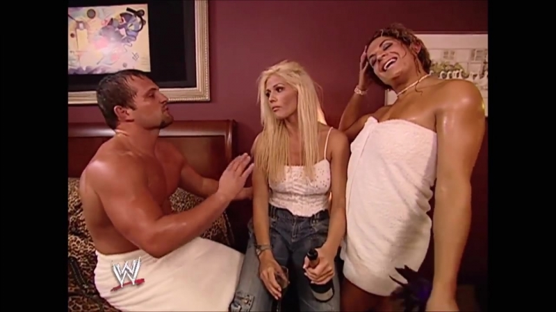 Torrie Wilson Jamie Noble Nidia and Billy Gunn