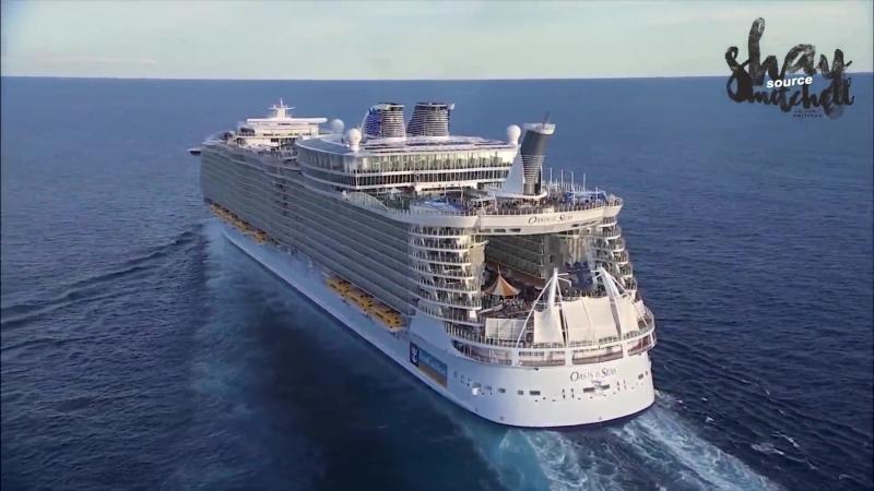 Шейникулы в круизе по Карибским островам с «Royal Caribbean» [RUS SUB]