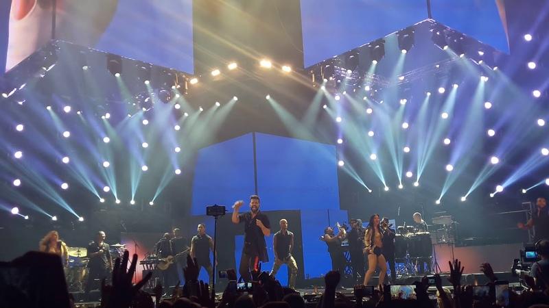 Ricky Martin - Cup of live , Budapest 04.09.2018