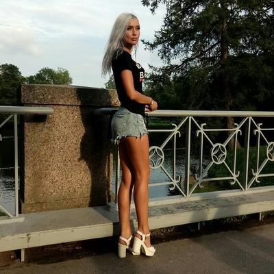 Кристина Волчонок
