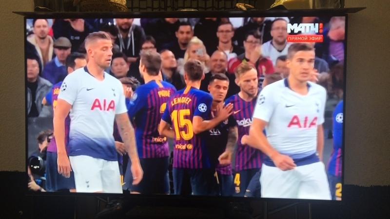 🔥 ТОП КОМЕНТАТОР / Тоттенхем - Барселона ⚽️ 1:3