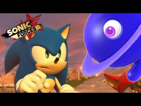 Sonic Forces Why the Asteroid Wispon is the Best
